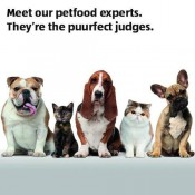Pets judge for themselves at Aldi Offer