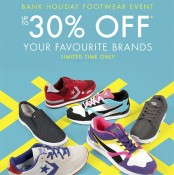 Bank 30% off at the USC Bank Holiday Event Offer