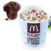 Don't be flustered, be flurried at McDonald's Offer