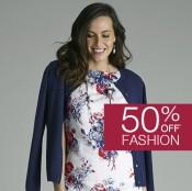 Enjoy 50% off Laura Ashley fashion Offer