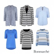 Be nautical and nice at Bonmarché Offer