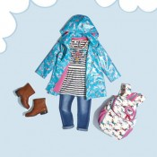 Kids brave the elements at Monsoon Offer