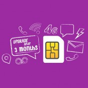 4G SIM deals at Vodafone Offer