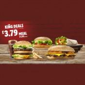 King Deals at Burger King Offer