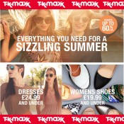 Start your summer for less at TK Maxx Offer