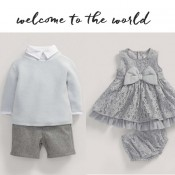 Mamas & Papas' big styles for tiny tots Offer