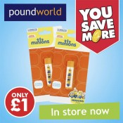 Minions pucker up at Poundworld Offer
