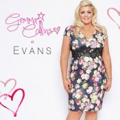 Meet Gemma Collins at your local Evans store Offer