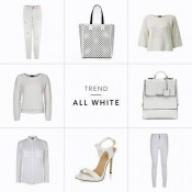 It's all white at New Look Offer