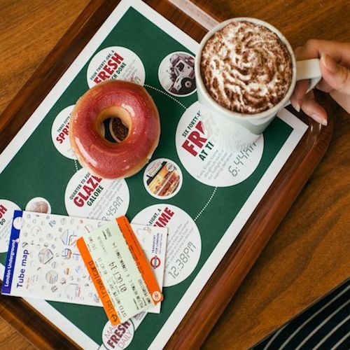 krispy kreme's dilemma Buy or rent ethical obligations and decision-making in accounting: text and cases as an etextbook and get instant access with vitalsource, you can save up to 80% compared to print.